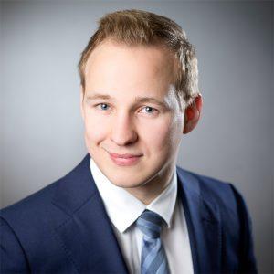 B.A. Johann Hellwich - Assistent JA / Steuern