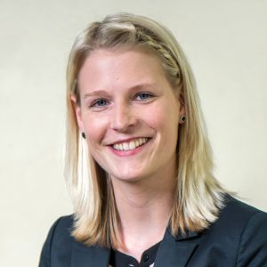 LL. B. Lea Maria Rüenauver - Assistentin JA / Steuern