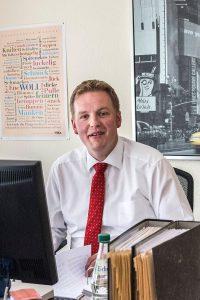 B. Sc. (BWL) Thorsten Grunbach, Steuerberater - Mitarbeitergeschichten