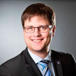 Sven Reuber – Assistent JA / Steuern