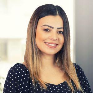 Melisa Tezcan – Auszubildende