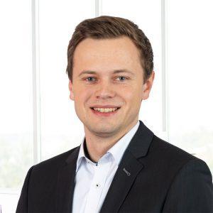 Sebastian Beul – Assistent JA / Steuern